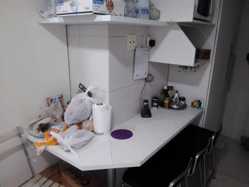13 - COZINHA. - Cobertura Cachambi,Rio de Janeiro,RJ À Venda,2 Quartos,165m² - MECO20017 - 11