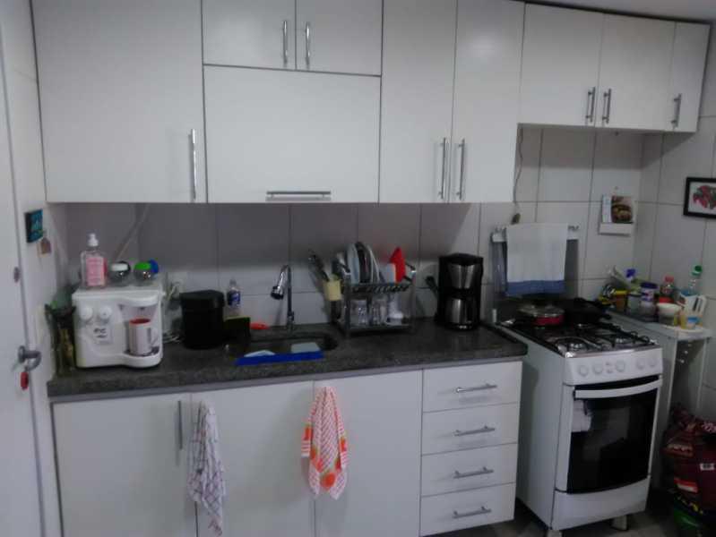 14 - COZINHA. - Cobertura Cachambi,Rio de Janeiro,RJ À Venda,2 Quartos,165m² - MECO20017 - 12