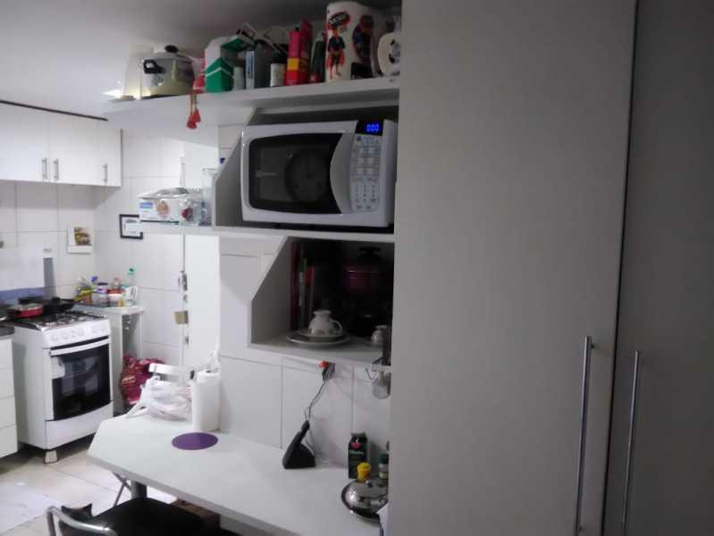 15 - COZINHA. - Cobertura Cachambi,Rio de Janeiro,RJ À Venda,2 Quartos,165m² - MECO20017 - 13