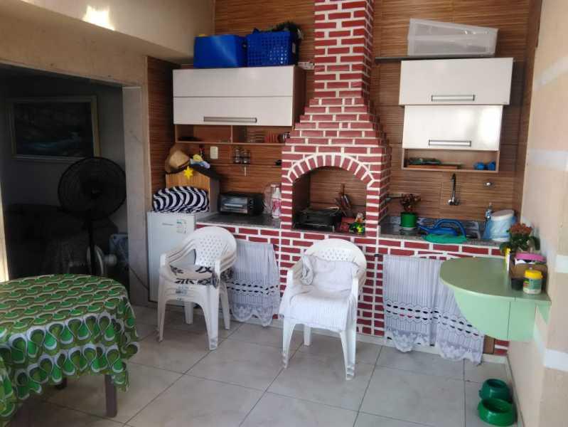 23 - TERRAÇO COM CHURRASQUEIR - Cobertura Cachambi,Rio de Janeiro,RJ À Venda,2 Quartos,165m² - MECO20017 - 20