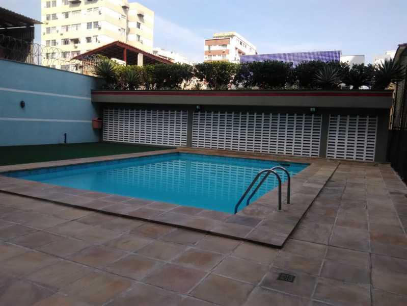 28 - PISCINA. - Cobertura Cachambi,Rio de Janeiro,RJ À Venda,2 Quartos,165m² - MECO20017 - 22
