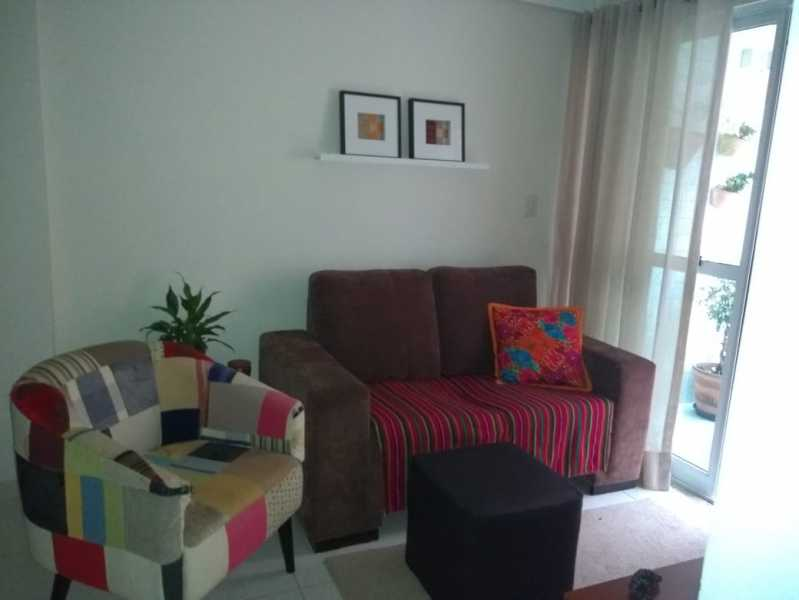 1 - Apartamento À VENDA, Freguesia (Jacarepaguá), Rio de Janeiro, RJ - FRAP21107 - 3
