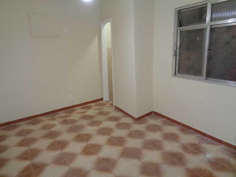 DSC01092 - Casa de Vila Cachambi, Rio de Janeiro, RJ Para Alugar, 1 Quarto, 48m² - MECV10004 - 4
