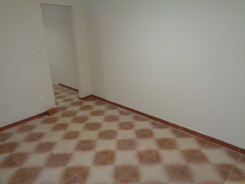 DSC01093 - Casa de Vila Cachambi, Rio de Janeiro, RJ Para Alugar, 1 Quarto, 48m² - MECV10004 - 5