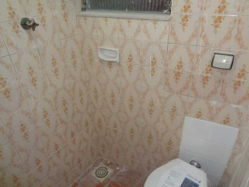 DSC01094 - Casa de Vila Cachambi, Rio de Janeiro, RJ Para Alugar, 1 Quarto, 48m² - MECV10004 - 7
