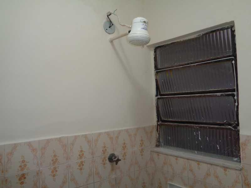 DSC01095 - Casa de Vila Cachambi, Rio de Janeiro, RJ Para Alugar, 1 Quarto, 48m² - MECV10004 - 9
