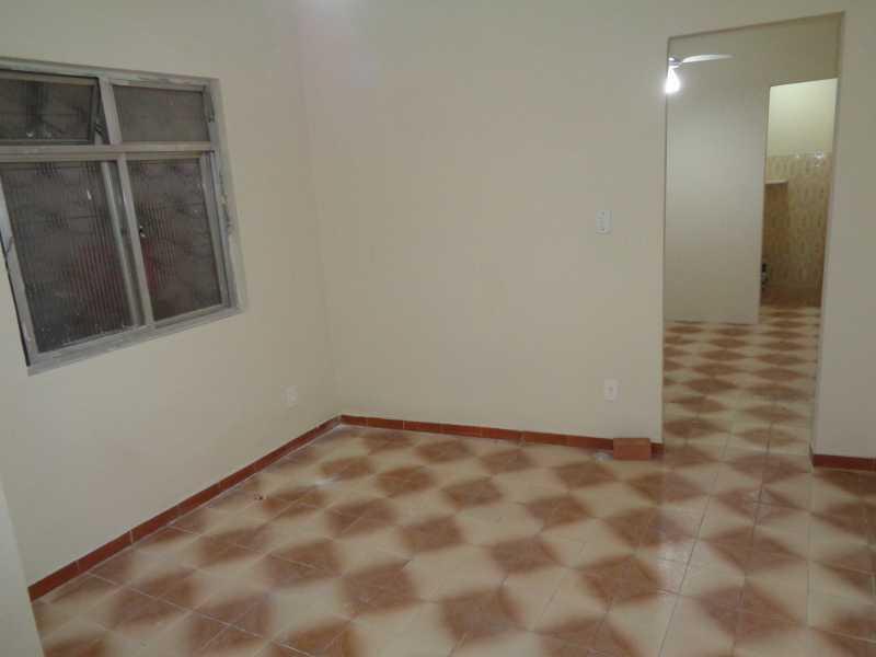 DSC01097 - Casa de Vila Cachambi, Rio de Janeiro, RJ Para Alugar, 1 Quarto, 48m² - MECV10004 - 6
