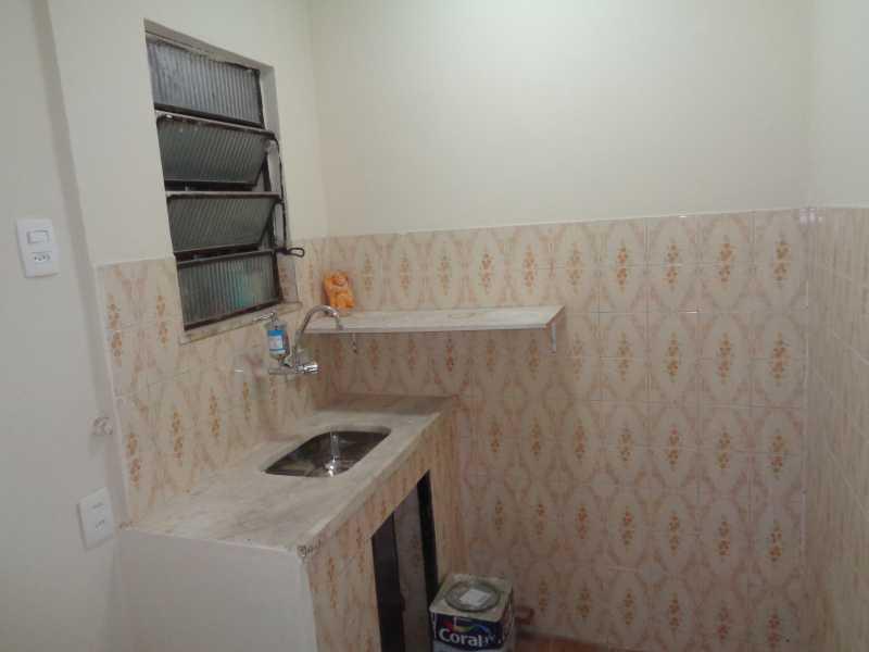DSC01098 - Casa de Vila Cachambi, Rio de Janeiro, RJ Para Alugar, 1 Quarto, 48m² - MECV10004 - 11