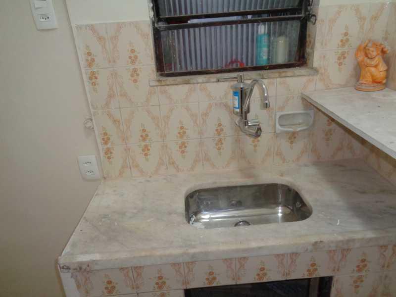 DSC01099 - Casa de Vila Cachambi, Rio de Janeiro, RJ Para Alugar, 1 Quarto, 48m² - MECV10004 - 12
