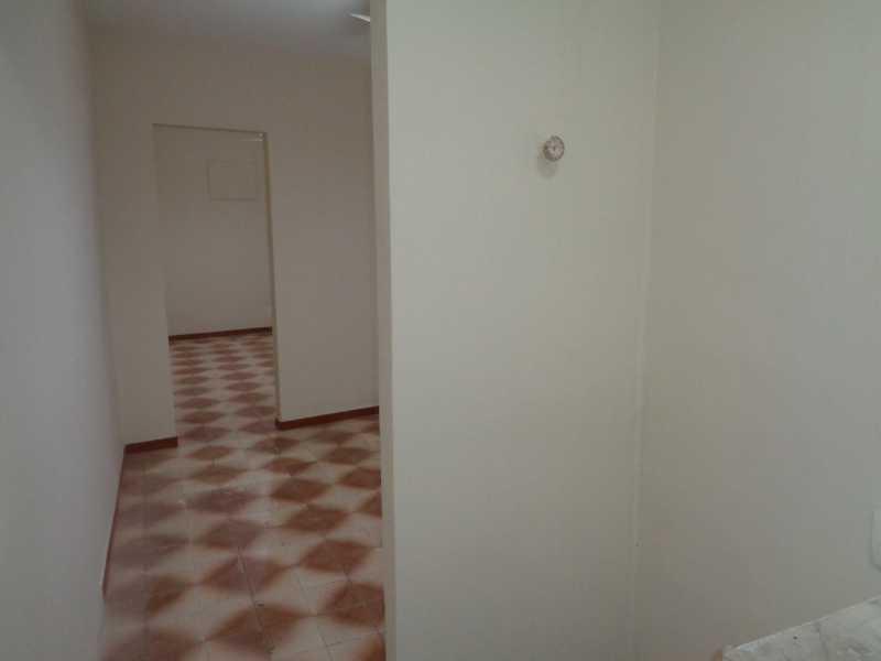 DSC01100 - Casa de Vila Cachambi, Rio de Janeiro, RJ Para Alugar, 1 Quarto, 48m² - MECV10004 - 8