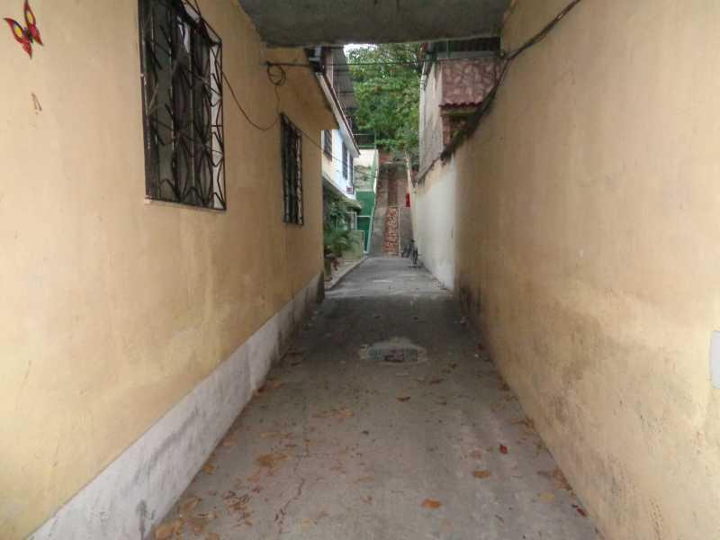 DSC01103 - Casa de Vila Cachambi, Rio de Janeiro, RJ Para Alugar, 1 Quarto, 48m² - MECV10004 - 13