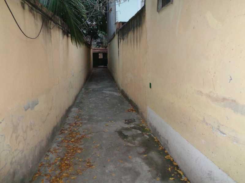 DSC01104 - Casa de Vila Cachambi, Rio de Janeiro, RJ Para Alugar, 1 Quarto, 48m² - MECV10004 - 14