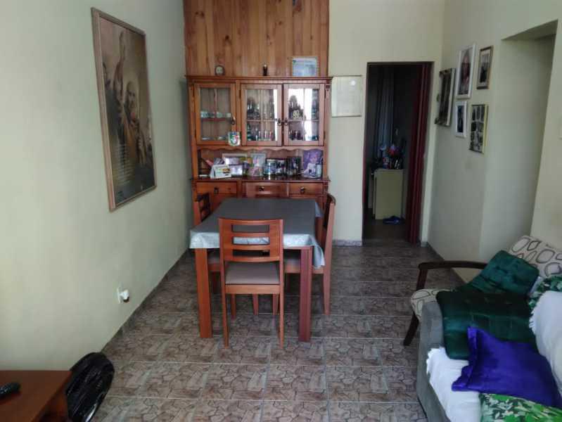 3 - SALA. - Casa de Vila Engenho de Dentro, Rio de Janeiro, RJ À Venda, 3 Quartos, 145m² - MECV30034 - 4