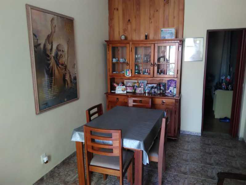 4 - SALA. - Casa de Vila Engenho de Dentro, Rio de Janeiro, RJ À Venda, 3 Quartos, 145m² - MECV30034 - 7