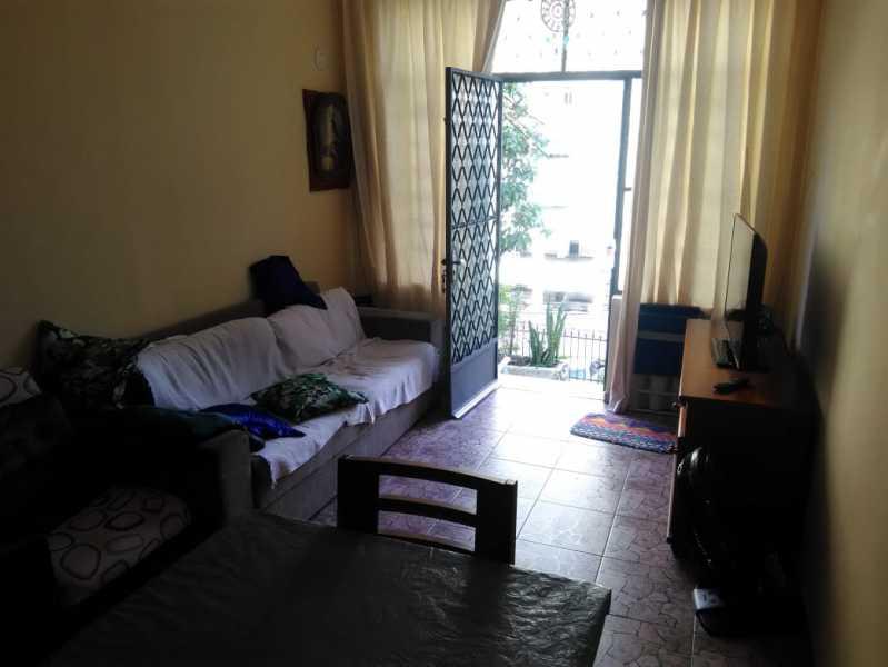5 - SALA. - Casa de Vila Engenho de Dentro, Rio de Janeiro, RJ À Venda, 3 Quartos, 145m² - MECV30034 - 3