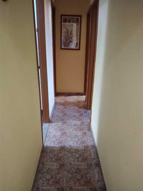 7 - CIRCULAÇÃO. - Casa de Vila Engenho de Dentro, Rio de Janeiro, RJ À Venda, 3 Quartos, 145m² - MECV30034 - 8