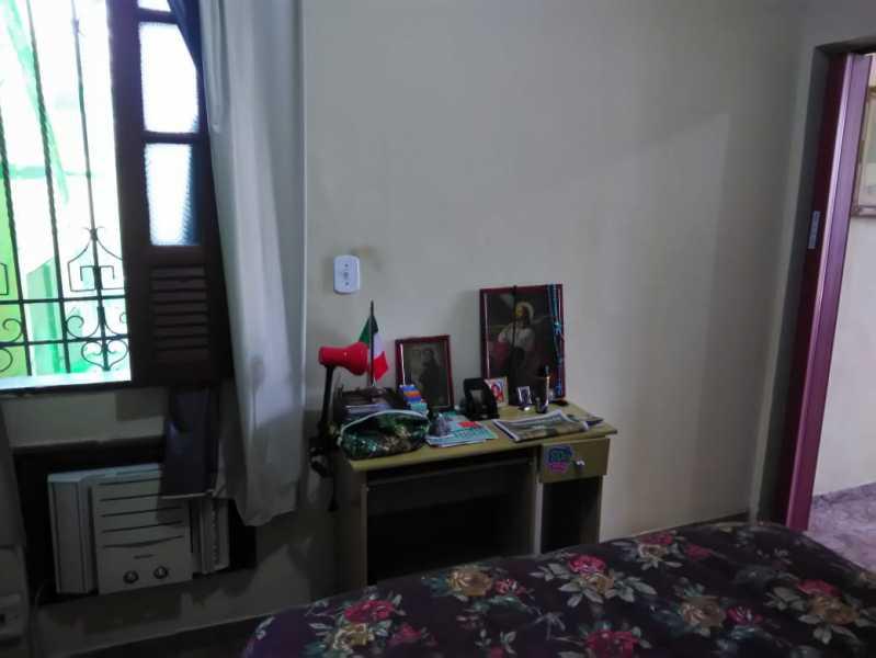 8 - QUARTO 1. - Casa de Vila Engenho de Dentro, Rio de Janeiro, RJ À Venda, 3 Quartos, 145m² - MECV30034 - 24