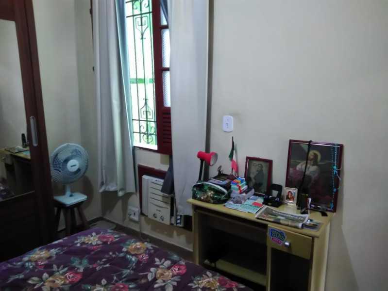 9 - QUARTO 1. - Casa de Vila Engenho de Dentro, Rio de Janeiro, RJ À Venda, 3 Quartos, 145m² - MECV30034 - 9