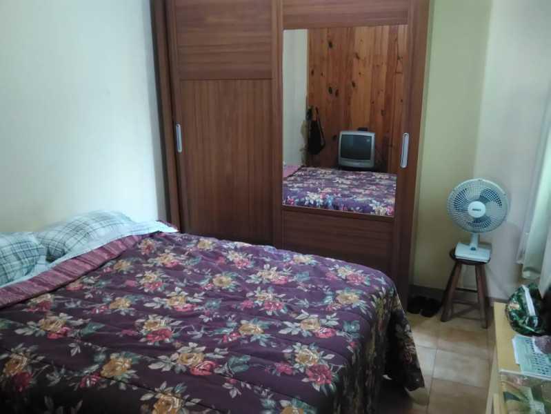 10 - QUARTO 1. - Casa de Vila Engenho de Dentro, Rio de Janeiro, RJ À Venda, 3 Quartos, 145m² - MECV30034 - 10