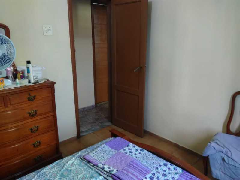 13 - QUARTO 2. - Casa de Vila Engenho de Dentro, Rio de Janeiro, RJ À Venda, 3 Quartos, 145m² - MECV30034 - 11