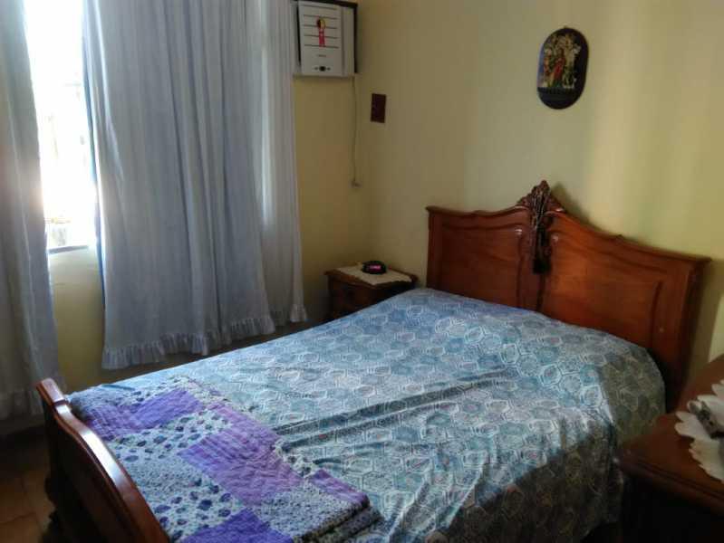 14 - QUARTO 2. - Casa de Vila Engenho de Dentro, Rio de Janeiro, RJ À Venda, 3 Quartos, 145m² - MECV30034 - 12