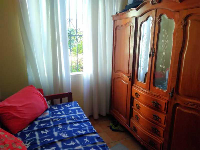 16 - QUARTO 3. - Casa de Vila Engenho de Dentro, Rio de Janeiro, RJ À Venda, 3 Quartos, 145m² - MECV30034 - 14