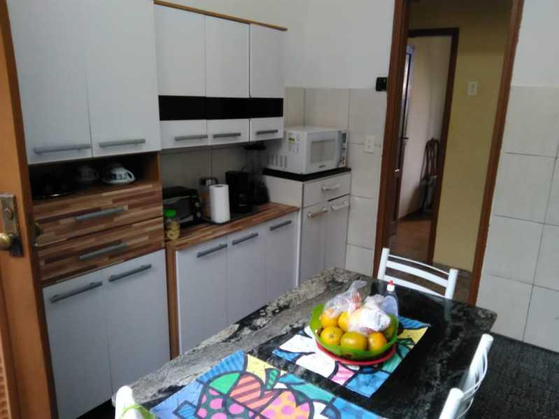 22 - COZINHA. - Casa de Vila Engenho de Dentro, Rio de Janeiro, RJ À Venda, 3 Quartos, 145m² - MECV30034 - 17