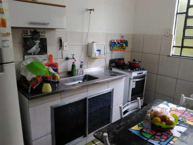 23 - COZINHA. - Casa de Vila Engenho de Dentro, Rio de Janeiro, RJ À Venda, 3 Quartos, 145m² - MECV30034 - 31