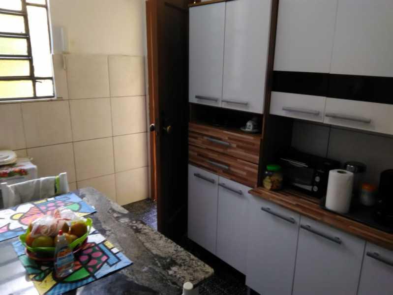 25 - COZINHA. - Casa de Vila Engenho de Dentro, Rio de Janeiro, RJ À Venda, 3 Quartos, 145m² - MECV30034 - 29