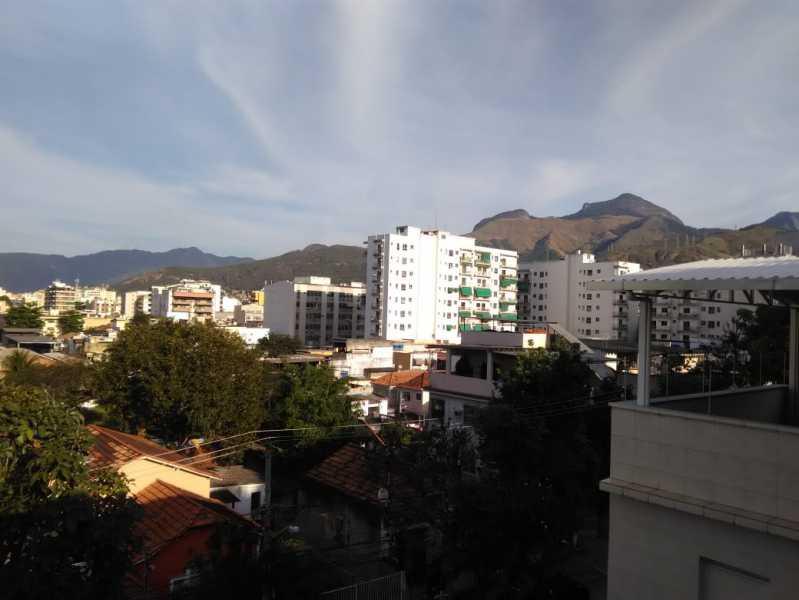 30 - VISTA DO IMÓVEL. - Casa de Vila Engenho de Dentro, Rio de Janeiro, RJ À Venda, 3 Quartos, 145m² - MECV30034 - 20