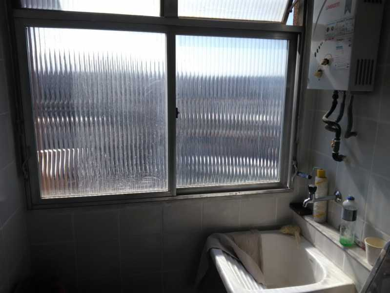18 - ÁREA DE SERVIÇO - Apartamento À Venda - Méier - Rio de Janeiro - RJ - MEAP20756 - 20