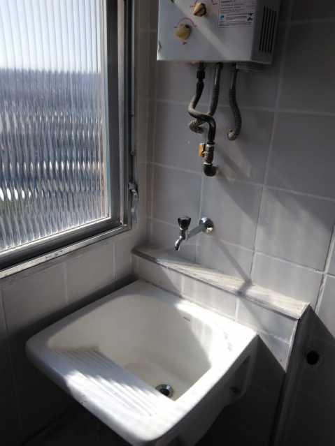 19 -ÁREA DE SERVIÇO - Apartamento À Venda - Méier - Rio de Janeiro - RJ - MEAP20756 - 21