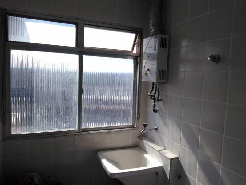 20 - ÁREA DE SERVIÇO - Apartamento À Venda - Méier - Rio de Janeiro - RJ - MEAP20756 - 22