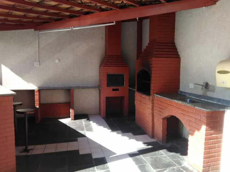 23 - CHURRASQUEIRA - Apartamento À Venda - Méier - Rio de Janeiro - RJ - MEAP20756 - 25