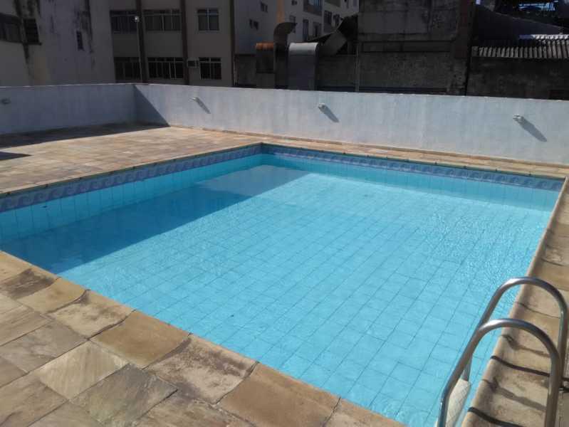26 - PISCINA - Apartamento À Venda - Méier - Rio de Janeiro - RJ - MEAP20756 - 28
