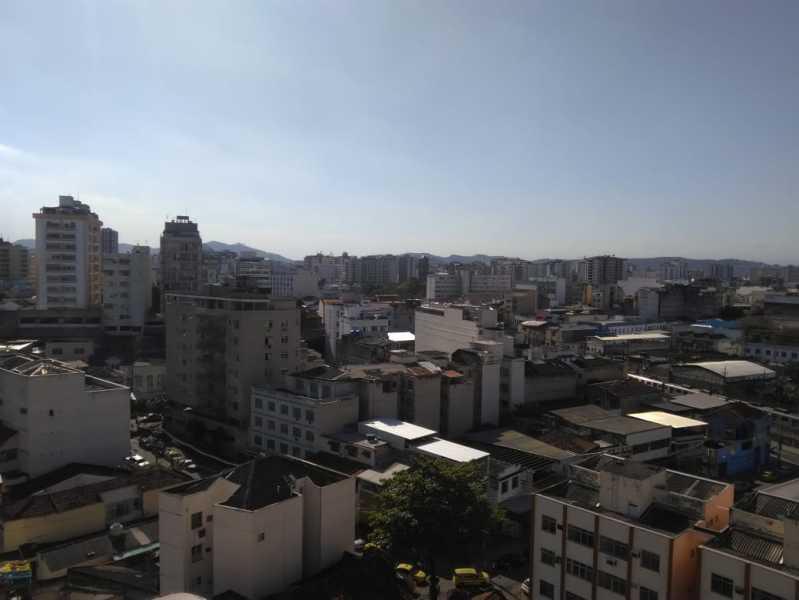 28 - VISTA DO IMÓVEL - Apartamento À Venda - Méier - Rio de Janeiro - RJ - MEAP20756 - 12