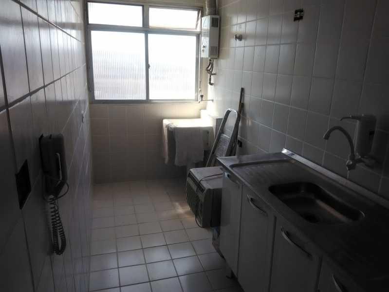 18 - COZINHA e ÁREA DE SERVI? - Apartamento À Venda - Méier - Rio de Janeiro - RJ - MEAP20756 - 19