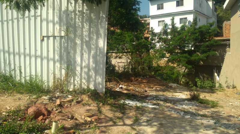 1 - Terreno 206m² à venda Pechincha, Rio de Janeiro - R$ 225.000 - FRUF00014 - 1