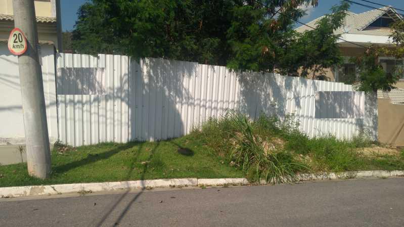 2 - Terreno 206m² à venda Pechincha, Rio de Janeiro - R$ 225.000 - FRUF00014 - 3