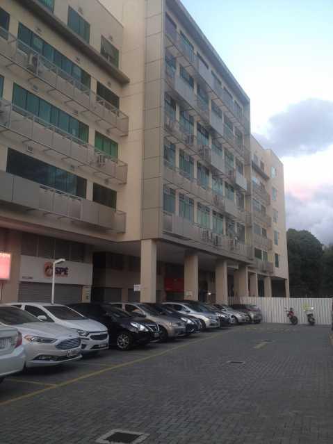FOTO - Sala Comercial Para Alugar - Pechincha - Rio de Janeiro - RJ - FRSL00095 - 1