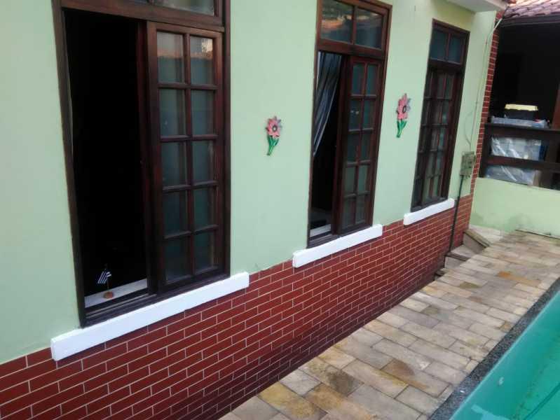 3 - fachada. - Casa À Venda - Riachuelo - Rio de Janeiro - RJ - MECA30024 - 4