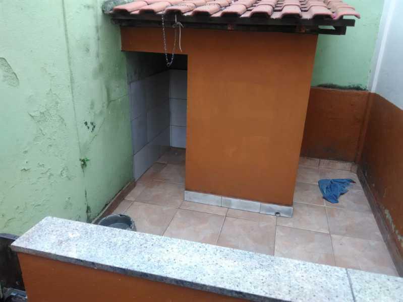5 - canil. - Casa À Venda - Riachuelo - Rio de Janeiro - RJ - MECA30024 - 6
