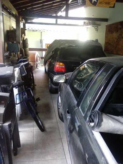 6 - garagem - Casa À Venda - Riachuelo - Rio de Janeiro - RJ - MECA30024 - 27