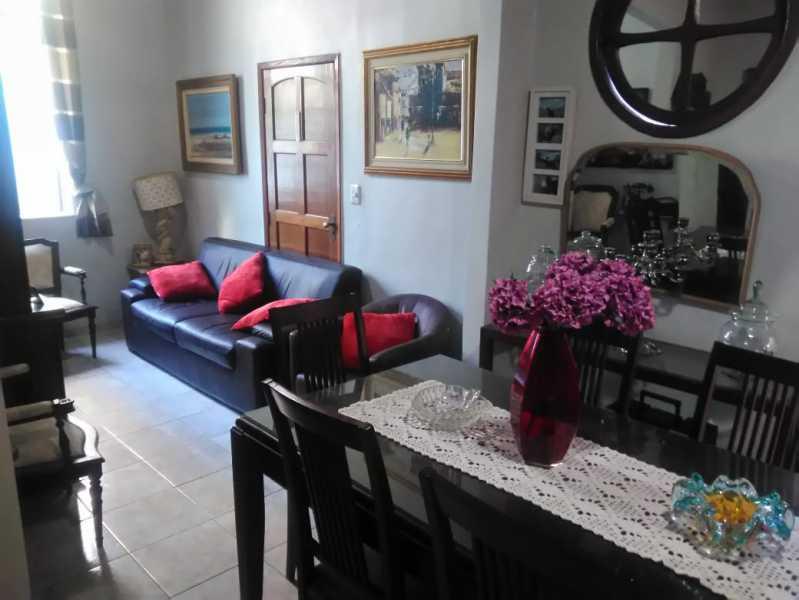 8 - sala. - Casa À Venda - Riachuelo - Rio de Janeiro - RJ - MECA30024 - 8