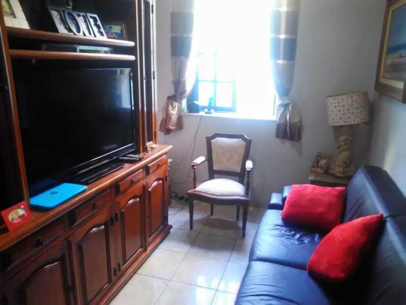 10 - sala. - Casa À Venda - Riachuelo - Rio de Janeiro - RJ - MECA30024 - 10