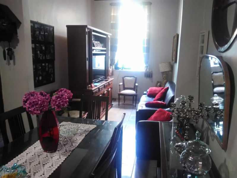 11 - sala. - Casa À Venda - Riachuelo - Rio de Janeiro - RJ - MECA30024 - 11
