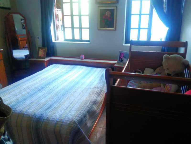 12 - quarto 1. - Casa À Venda - Riachuelo - Rio de Janeiro - RJ - MECA30024 - 12