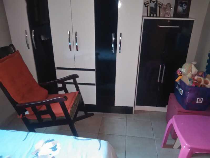 16 - quarto 2. - Casa À Venda - Riachuelo - Rio de Janeiro - RJ - MECA30024 - 16