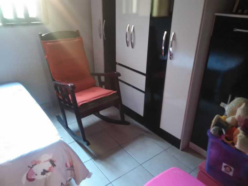 17 - quarto 2. - Casa À Venda - Riachuelo - Rio de Janeiro - RJ - MECA30024 - 17