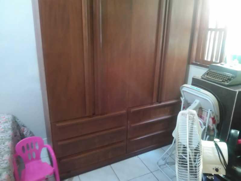 18 - quarto 3. - Casa À Venda - Riachuelo - Rio de Janeiro - RJ - MECA30024 - 18
